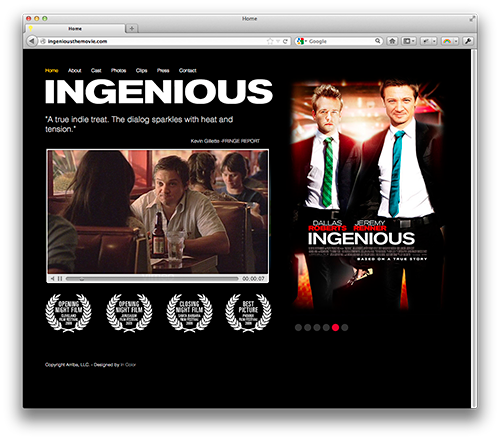 ingeniousthemovie.com