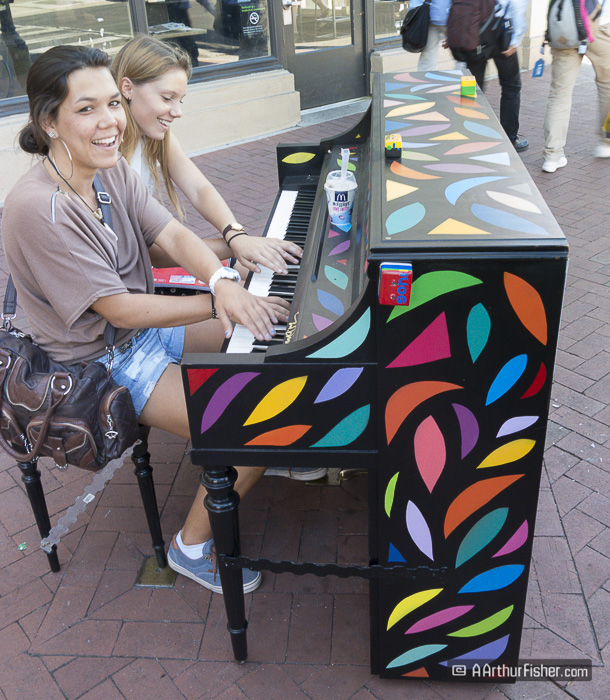 Pianos on State 2016 Hits the Street